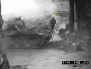 坦克战:活活烧死26