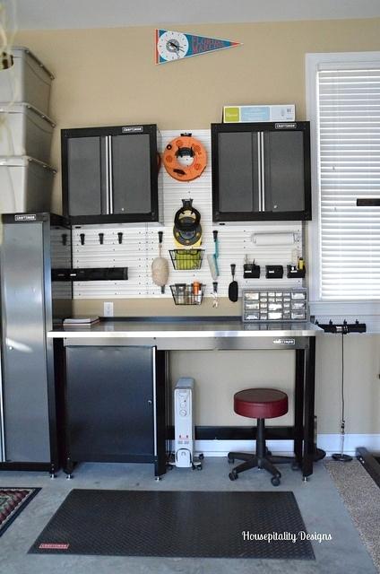 Garage Organization-Housepitality Designs