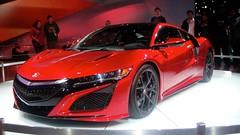 automobile(1.0), automotive exterior(1.0), wheel(1.0), vehicle(1.0), performance car(1.0), automotive design(1.0), auto show(1.0), honda nsx(1.0), land vehicle(1.0), luxury vehicle(1.0), coupã©(1.0), supercar(1.0), sports car(1.0),