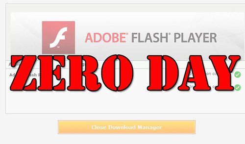 Flash Zero Day Being Exploited In The Wild