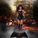 Batman v Superman Poster 3 by Daxny Atencio