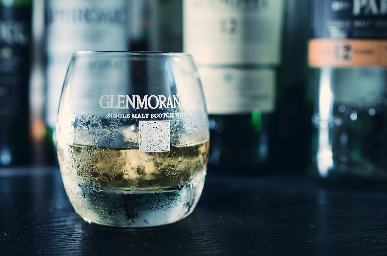 Glenmorangie Emblem Glas