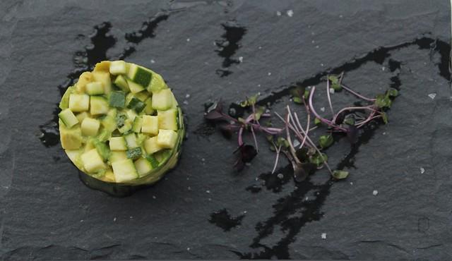 Zucchini Tartare 2