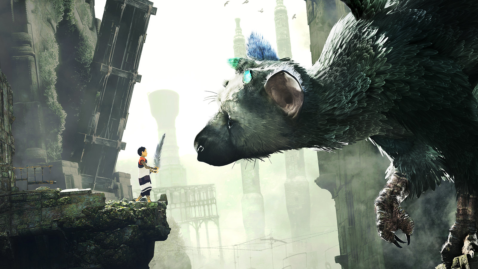 The Sounds and Music of The Last Guardian