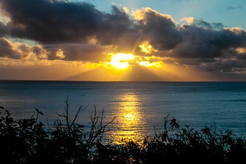 E7D_2682 Sunset, Niue