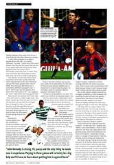 Celtic vs Barcelona - 2004 - Page 36