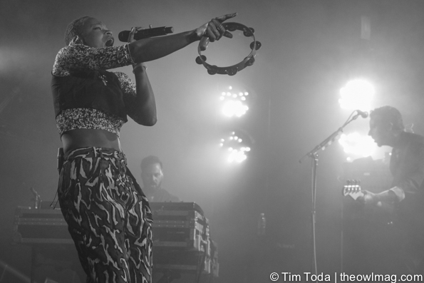 Fitz and the Tantrums @ Terminal 5, NYC 11/12/14