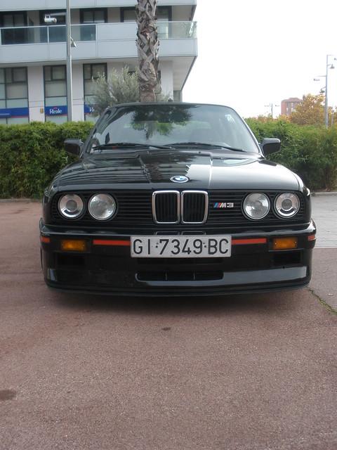 FRONTAL M3 E30