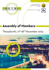 ECTRI Assembly Thessaloniki, Greece 2014