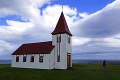 Hellnar church, Snæfellsnes