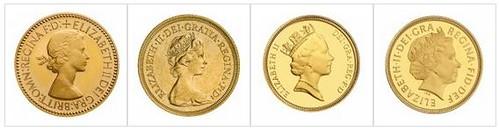 Evolving Effigy of Queen Elizabeth
