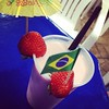 Batidas #batida #strawberry #morango #serranegra #saopaulo