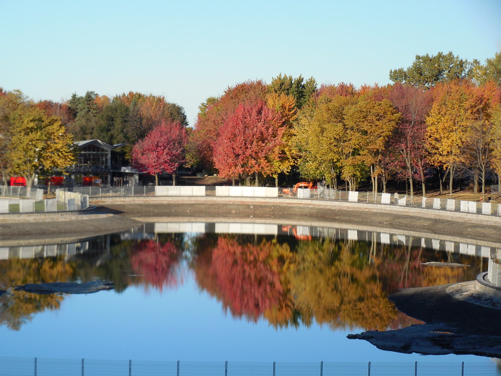 Parc du Mont-Royal (Mount Royal Park) - Montréal, Québec