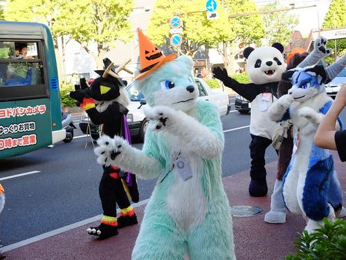 Kawasaki Halloween parade 2014 126