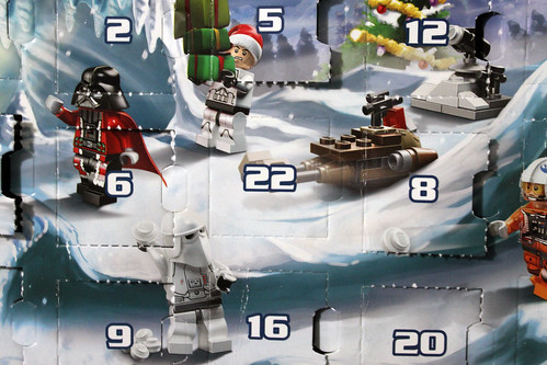 LEGO Star Wars 2014 Advent Calendar (75056) – Day 22