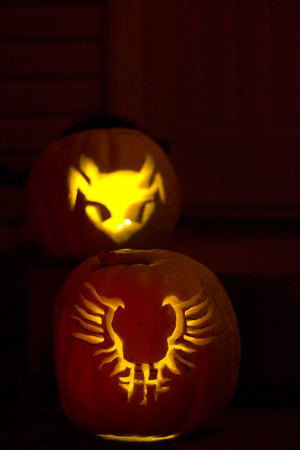 Kid's Pumpkins