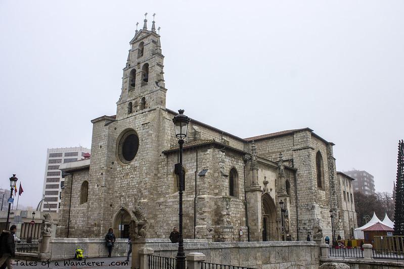 BURGOS - Iglesia de San Lesmes Abad