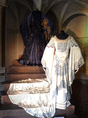 Costumi de La Tourandot