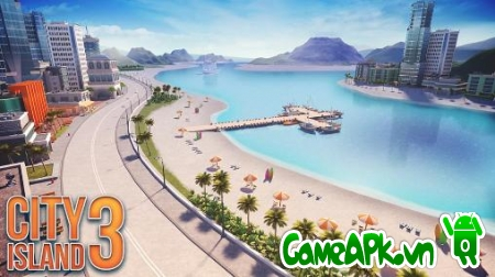 City Island 3 – Building Sim v1.0.7 hack tiền cho Android