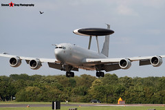 ZH105 - 24113 - Royal Air Force - Boeing E-3D Sentry AEW1 - Fairford RIAT 2007 - Steven Gray - IMG_7202