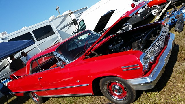 Zephyrhills Car Show Florida