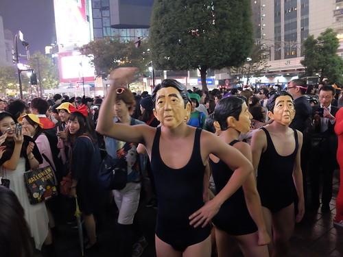 Shibuya Halloween Night 2014 03