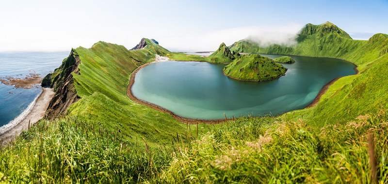 Kuril islands Tourism