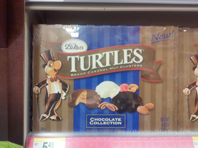 DeMet's Turtles Chocolate Collection