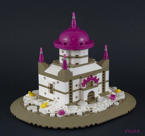 Temple of snow