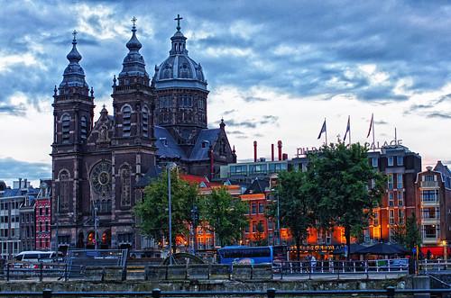 Amsterdam from life of Pier Vittorio Tondelli