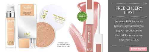 FREE UNE Lipgloss