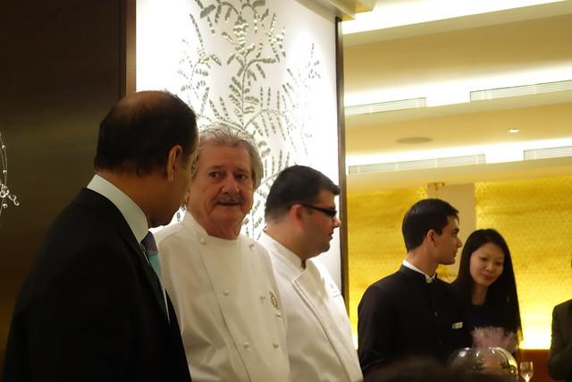 Australian Celebrity Chef Tony Bilson collaborates with Tandoor's Head Chef Suri