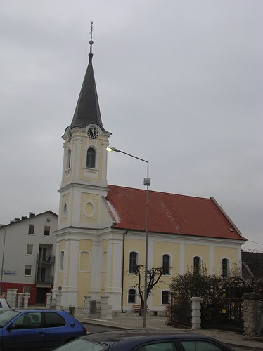 Lutheran Church, Oberwart, Austria