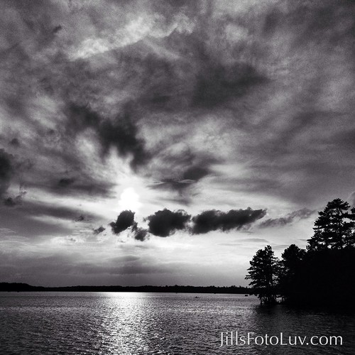 sunset sky blackandwhite water clouds virginia scenic richmond chesterfield rva sundaypark