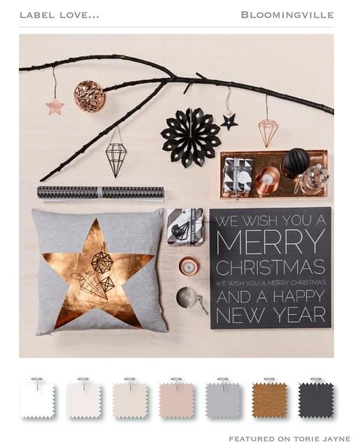 Bloomingville Christmas 2014