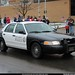 Small photo of New Albany Ohio Police Ford Crown Victoria