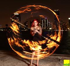 Jessie Key Biscayne Fire Shoot