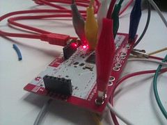 electronic device(0.0), display device(0.0), wire(1.0), red(1.0), electrical wiring(1.0), electronics(1.0), pink(1.0), lighting(1.0),