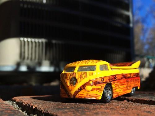 DCA Drag Truck