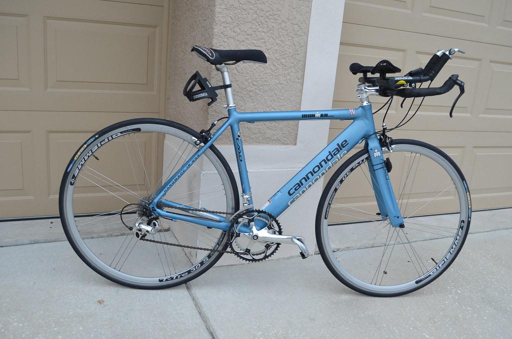 cannondale ironman 600 tampa bike trader