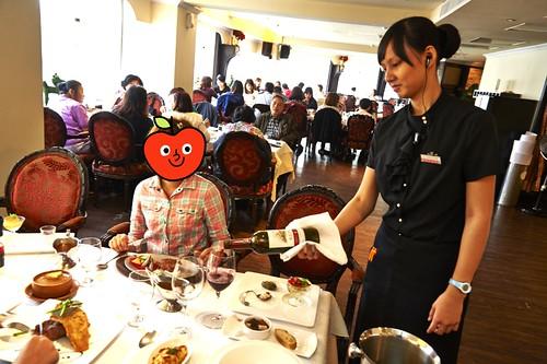 情侶約會必吃的高雄新國際西餐廳-名不虛傳的美味A餐與海陸套餐2 (1)