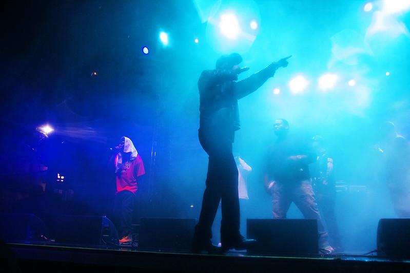 Riot Fest Denver 2014 - Wu-Tang Clan