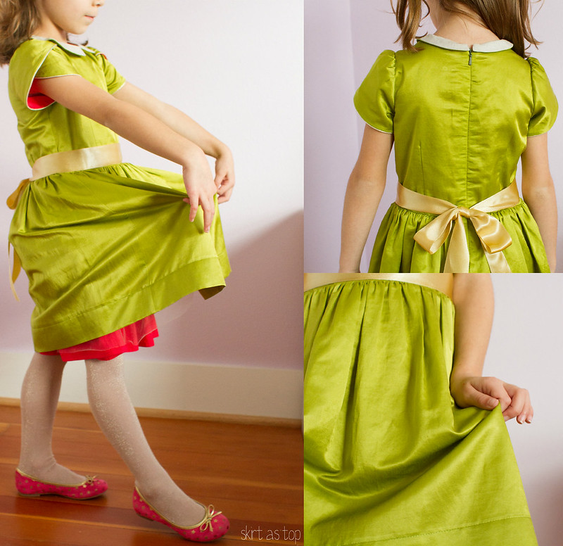 fairy tale christmas dress