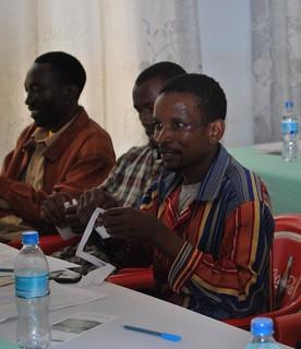 Edward Masesela (Photo credit: IITA/Gloriana Ndibalema)