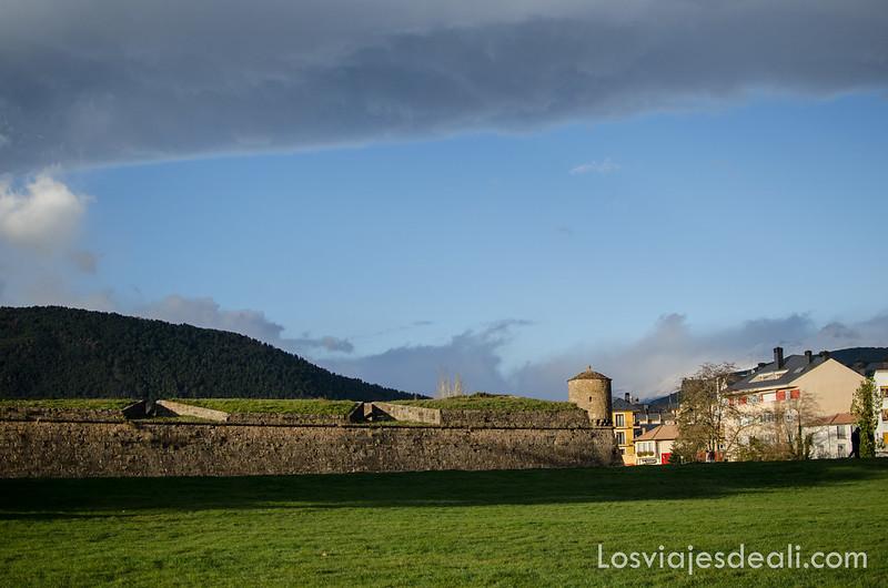 Jacetania fortaleza de Jaca