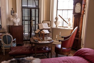 Jefferson's office at Monticello