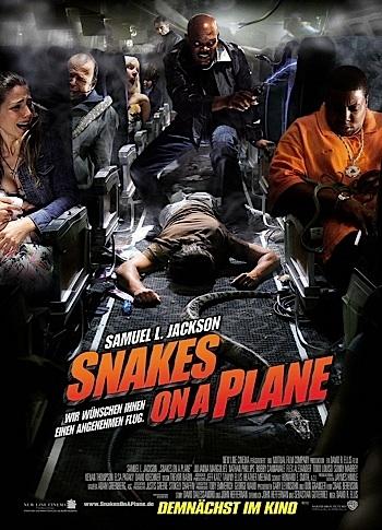 Rắn Độc Trên Không - Snakes On A Plane (2006)