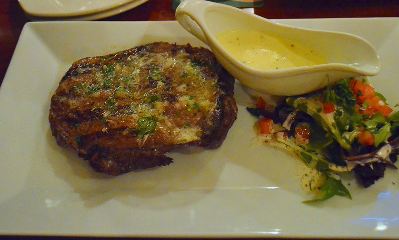 L'Entrecote with Bearnaise