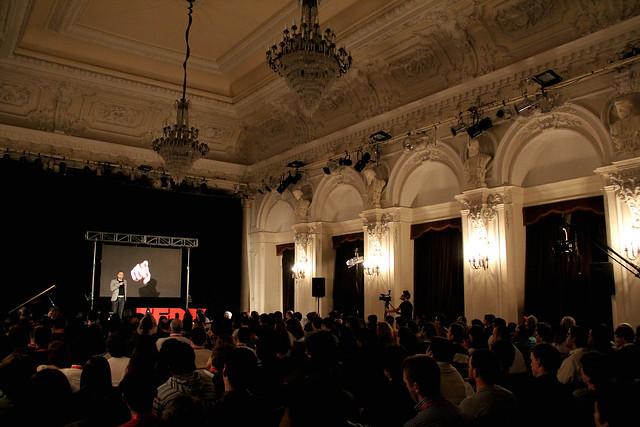 TEDxSantiago 2014