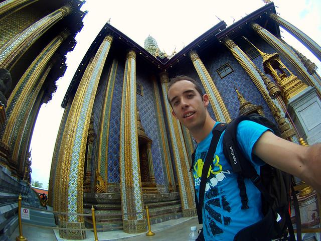 Diario de un Mentiroso en el Gran Palacio de Bangkok